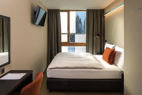 Фото отеля FRANZ ferdinand Mountain Resort Nassfeld