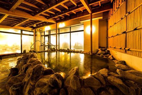 青森中心Spa酒店 Hotel & Spa Aomori Center Hotel