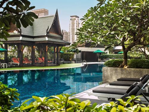 The Athenee Hotel, A Luxury Collection Hotel, Bangkok photo 41