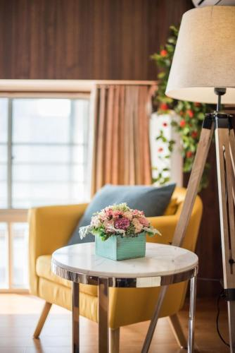 Little Happiness Boutique Apartment Hotel photo 46