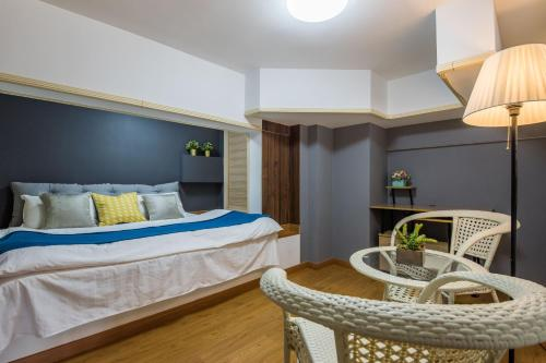 Little Happiness Boutique Apartment Hotel photo 49
