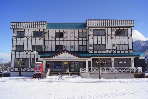 石打榆樹飯店 Hotel Elm Ishiuchi