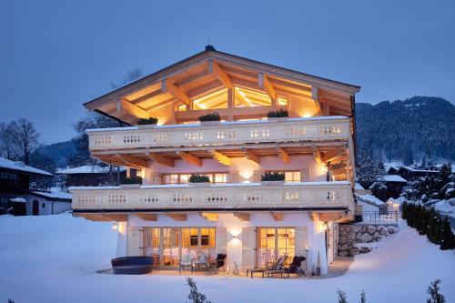 Tennerhof Luxury Chalets Kitzbühel