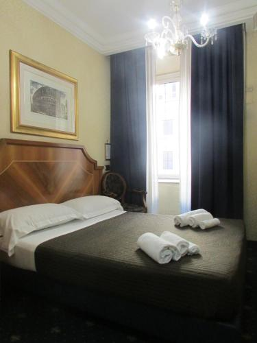 Economy Double Room - via Catone 21