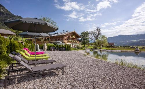 Narzenhof Familien & Luxus Apartments St. Johann i. Tirol