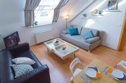 Modern Apartments Opatovická