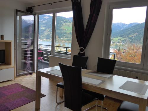 Apartments in Bergstrasse 6 Zell am See
