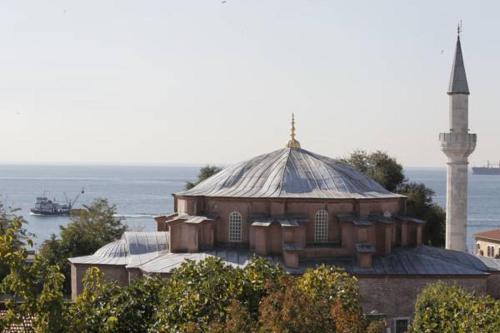 Istanbul Martı Apart Sultanahmet yol tarifi