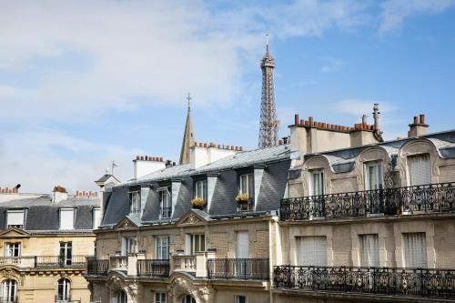 Europe Hotel Paris Eiffel - Hôtel - Paris