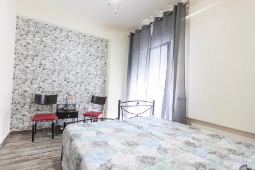 Kamar Double dengan Teras (Double Room with Patio)
