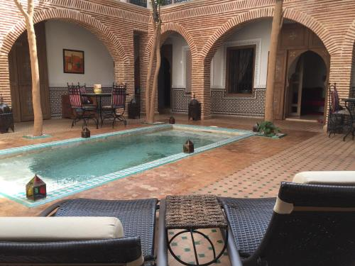 Riad Fleur D Orient In Marrakesh From 69 Trabber Hotels