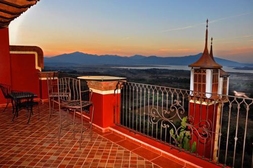Portón del Cielo, Pátzcuaro