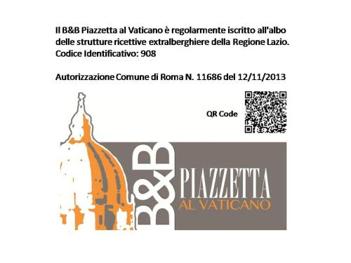 Bed & Breakfast Piazzetta Al Vaticano B&b thumb-2