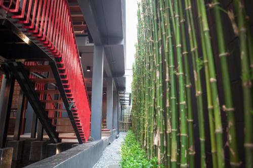 CLOUD on Saladaeng Silom Hostel Bangkok photo 12