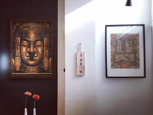 Beijing Axis Hutong Guesthouse impression