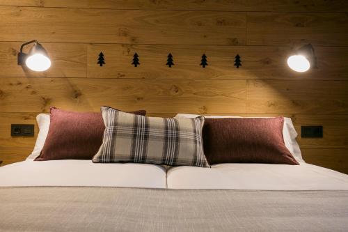 Double or Twin Room Hotel Xalet Montana 6