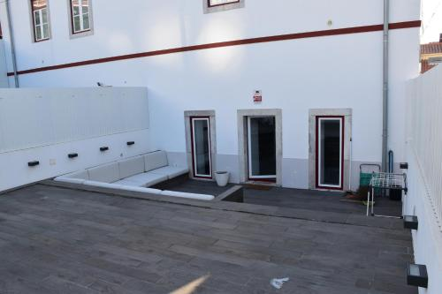 Home Over The Sea, Pension in Sesimbra