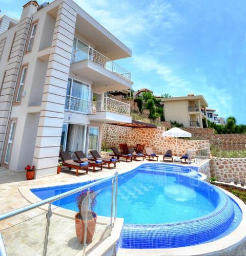 Kalkan Villa Göktepe 2 online rezervasyon
