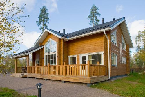 Saimaa Lakeside - Accommodation - Ruokolahti