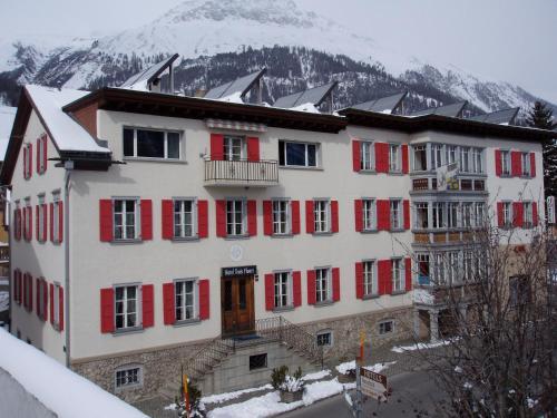 Hotel Trais Fluors Celerina