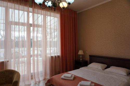 Вилла Татьяна Верхнеозерная Двухместный номер «Комфорт» с 1 кроватью