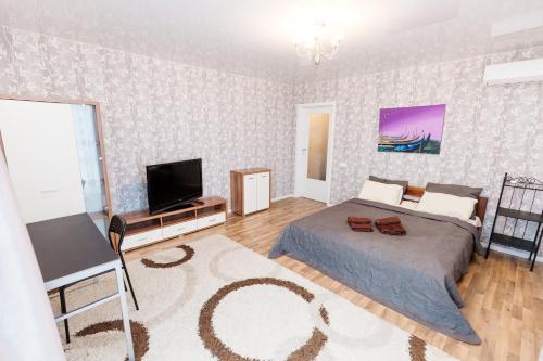 . RentGolden Apartment on Verkhovinnaya