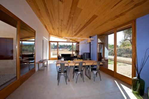 Three-Bedroom House Casa Oryza 22