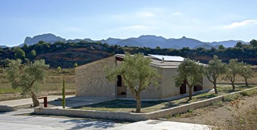 Three-Bedroom House Casa Oryza 15