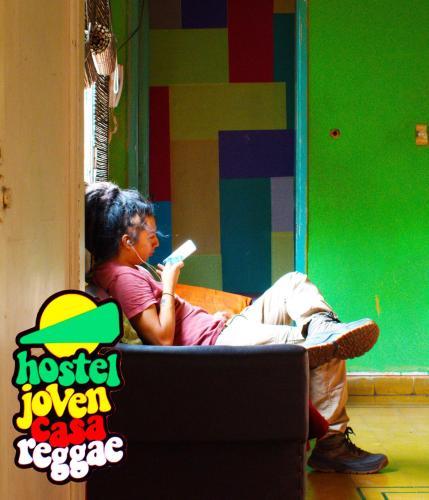 Hotel Hostel Joven casa Reggae