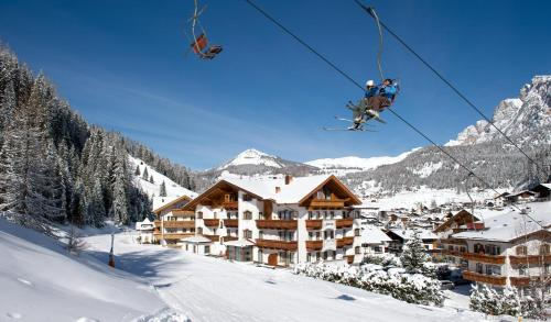 Savoy Dolomites Luxury & Spa Hotel Wolkenstein-Selva Gardena