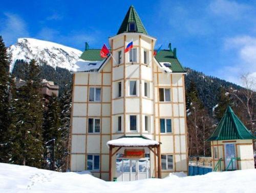 Aruchat Hotel - Dombay