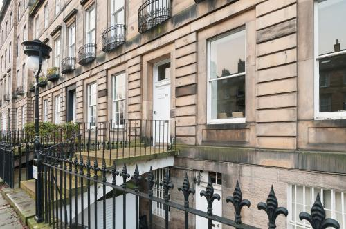 Foto - Gloucester Place Georgian Apartment