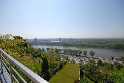 Hotel-overnachting met je hond in River View Residence Bratislava - Bratislava