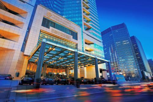 Beijing Financial Street International Hotel impression