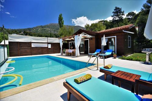 İslâmlar Villa Sarıpınar 2 online rezervasyon