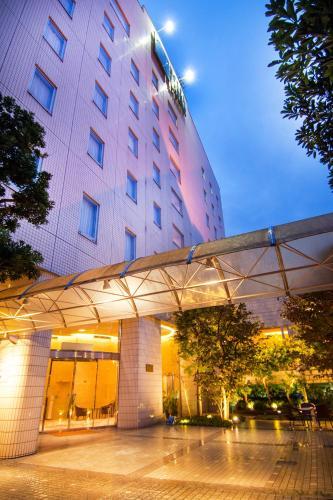 阿爾法土浦酒店 Hotel Alpha the Tsuchiura