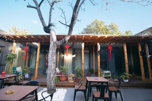 Walnut Tree Courtyard Peking photo 45