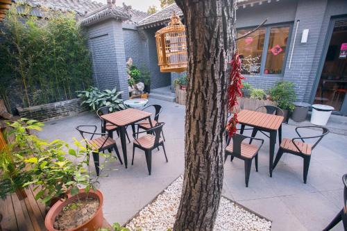 Walnut Tree Courtyard Peking photo 61