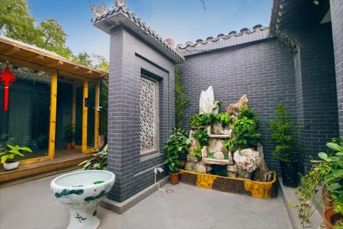 Walnut Tree Courtyard Peking photo 69