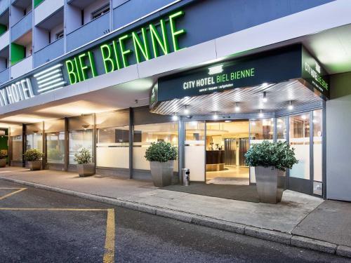 __{offers.Best_flights}__ City Hotel Biel Bienne