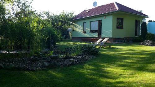 Prázdninový dům u lesa