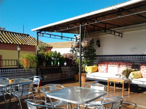 Albergue Triana Backpackers 1