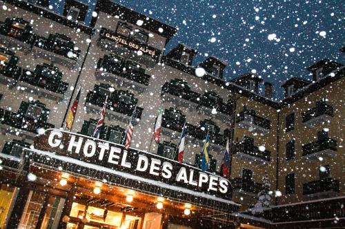 G. Hotel Des Alpes (Classic since 1912) San Martino di Castrozza