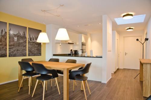 Apartment Silberdistel - GriwaRent AG - Hotel - Interlaken