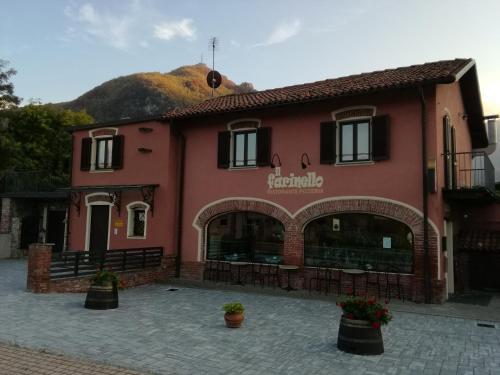 Guest House IL FARINELLO - Garessio