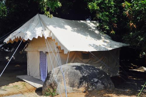Tutti Hampi Tents & Cafe