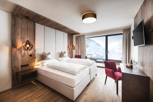 Mooshaus Winterresort - Hotel - Kühtai-Sellraintal