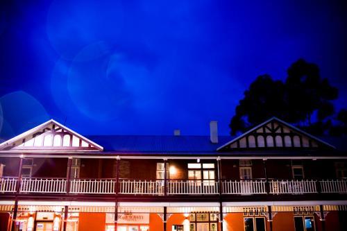 . The Bridgetown Hotel