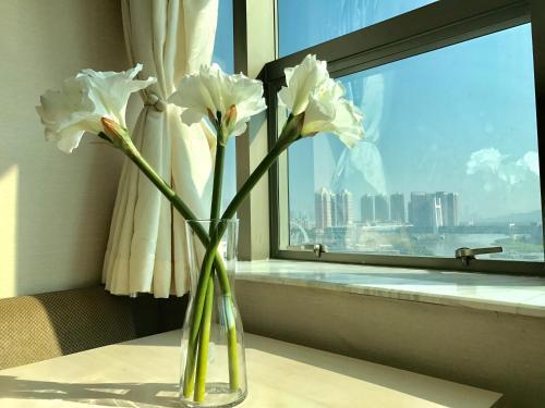 Joy Premium Business Apartment 房间的照片