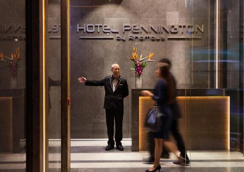 Hotel Pennington by Rhombus photo 29